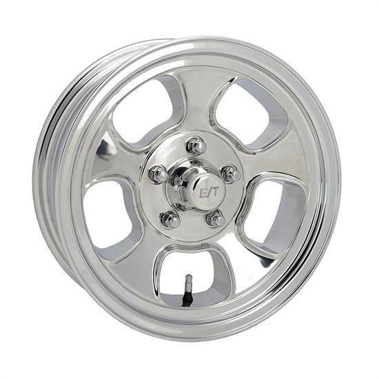Team III Wheels Five Window WheelPol60x6060 On 606060606060 Backspace Classy Chevy 8 Lug Bolt Pattern