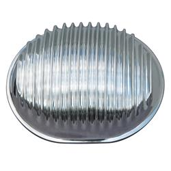 OTB Gear 6870 Finned Cover For Round Back 9 Inch Rearend, Polished