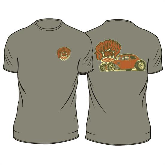 Jimmy Smith SoCalook Beetle T-Shirt