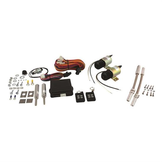 Deluxe Shaved Door Handle Remote Entry Kit