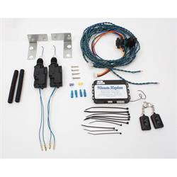 Klassic Keyless KK001 Chevelle/Nova/Camaro Keyless Entry Kit