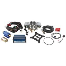 Garage Sale - Powerjection I EFI System - 750 cfm Throttle Body System-Polished