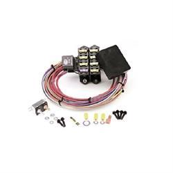 Painless Wiring 70207 CirKit Boss Auxiliary Fuse Block, 7 Circuits