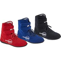 Speedway Single Layer High-top Racing Shoes, SFI 3.3/5