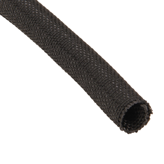 Painless 70959 3/4 Inch ClassicBraid Wire Sleeving, 6 Feet