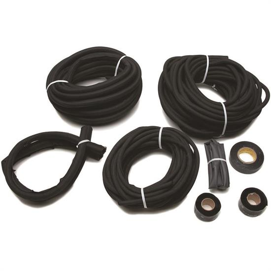 Painless Wiring 70791 ClassicBraid Fuel Injection Wire Conduit Kit