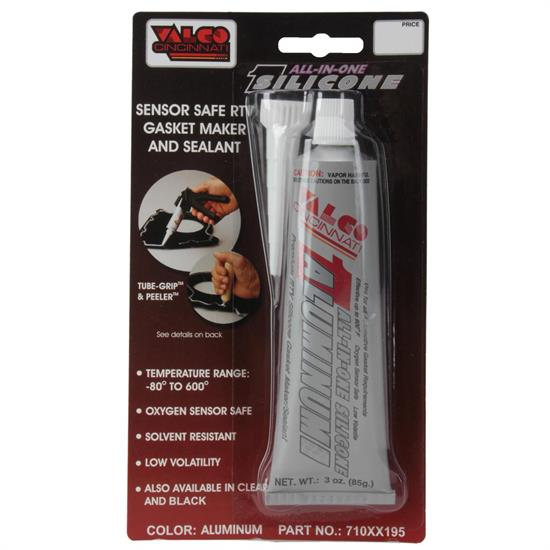 Valco Cincinnati 710XX195 All-In-One Silicone, Aluminum, 3 oz