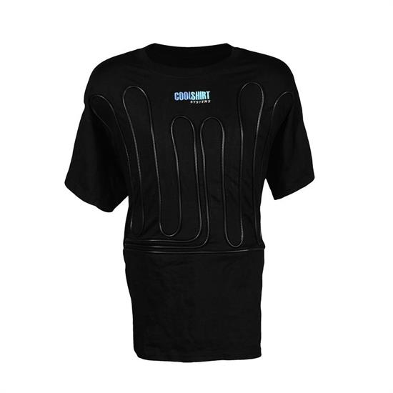 CoolShirt Systems Black Cool Water Shirt