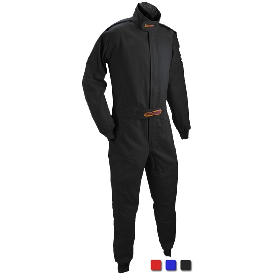 Racing Fire Suits >> Speedway Economy One Piece Racing Suit One Layer Sfi 1 Rated