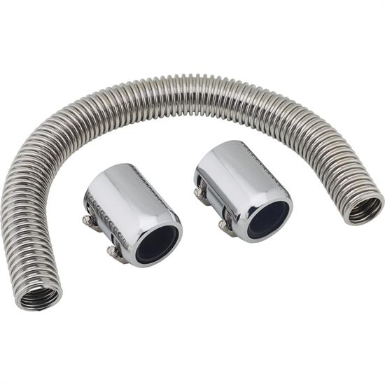 Flexible Radiator Hose Kit, 24 Inch