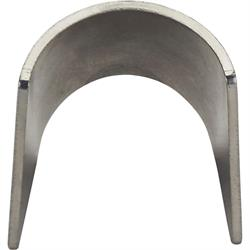 Roll Cage Saddle Weld Gussets for 2 Inch Tube, 1/8 Steel, 10