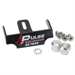 Pulse EZTS102BKP Tearoff System w/Post, Black