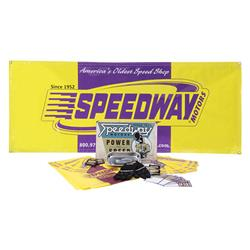 Speedway Motors Street Rod Car Show Support Package