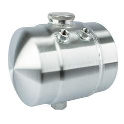 Speedway Spun Aluminum Tank, 2 Gallon