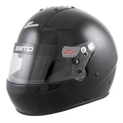 Zamp RZ-56 SA2020 Helmet, Gloss Black/White