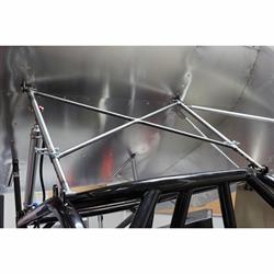 Speedway Chromoly Round Tube Rear Wing Tree