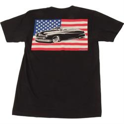 MAX GRUNDY American Original T-Shirt, Black