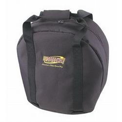 Speedway Black Nylon Helmet Bag