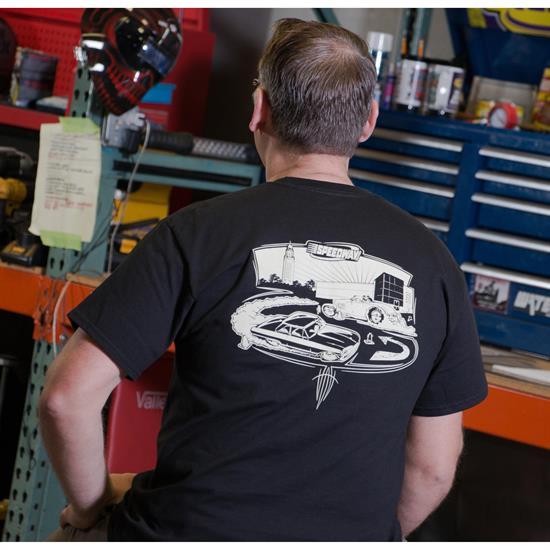 SPEEDWAY CAR SHOW TSHIRT - Car show t shirts