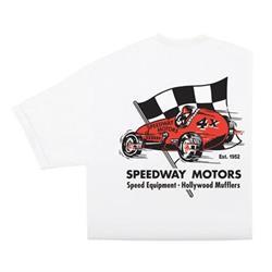 Speedway Hollywood Mufflers T-Shirt