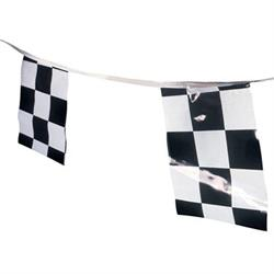 Checkered Flag Pennant, Square