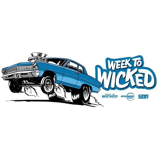 Speedway Motors Week 2 Wicked Chevy II Nova Gasser Banner