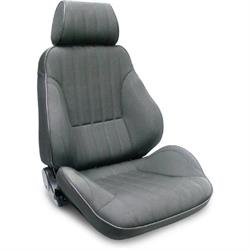 Procar 80-1000-32R Rally Canvas Seat, Passenger, Canvas