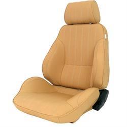 Procar 80-1000-34L Rally Canvas Seat, Driver, Canvas