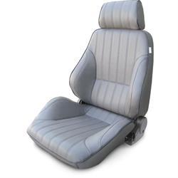 Procar 80-1000-52L Rally Seat, Driver, Vinyl
