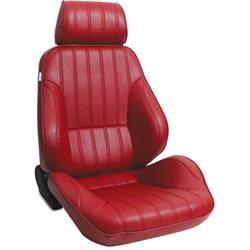 Procar 80-1000-58R Rally Seat, Passenger, Vinyl