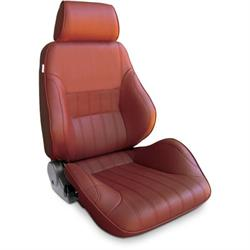 Procar 80-1000-56RS Rally Smoothback Seat, Passenger, Vinyl