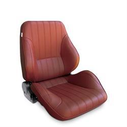Procar 80-1050-56R Rally Lowback Seat, Passenger, Vinyl