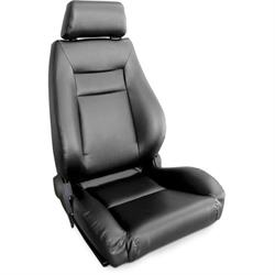 Procar 80-1100-51R Elite Seat, Passenger, Vinyl