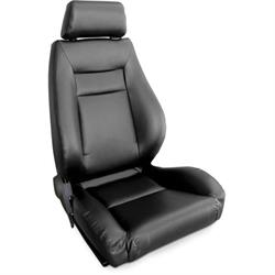 Procar 80-1100-51R-LEATHER Elite Seat, Passenger, Leather