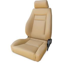 Procar 80-1100-54L Elite Seat, Driver, Vinyl