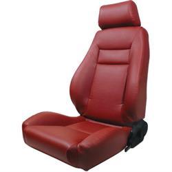 Procar 80-1100-58L Elite Seat, Driver, Vinyl