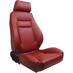 Procar 80-1100-58R Elite Seat, Passenger, Vinyl