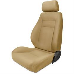 Procar 80-1100-67L Elite Seat, Driver, Velour