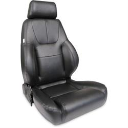 Procar 80-1200-51R Elite Lumbar Seat, Passenger, Vinyl