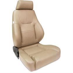 Procar 80-1200-54R Elite Lumbar Seat, Passenger, Vinyl