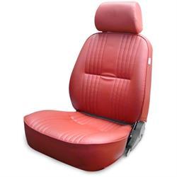 Procar 80-1300-58L Pro-90 Seat, Driver, Vinyl