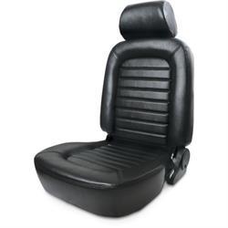 Procar 80-1500-51L Classic Seat, Driver, Vinyl/Vinyl