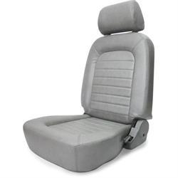 Procar 80-1500-52L Classic Seat, Driver, Vinyl/Vinyl