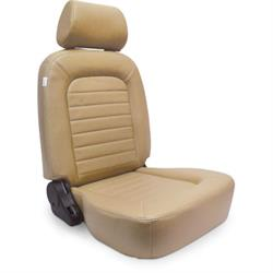 Procar 80-1500-54R Classic Seat, Passenger, Vinyl/Vinyl