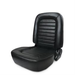 Procar 80-1550-51L-Leather Classic Lowback Seat, Driver, Vinyl