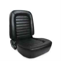 Procar 80-1550-51R-Leather Classic Lowback Seat, Passenger, Vinyl