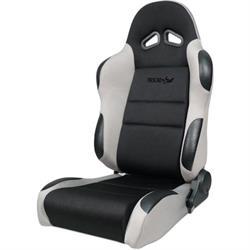 Procar 80-1606-62L Sportsman-1606 Seat, Driver, Velour/Velour