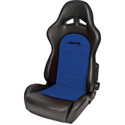 Procar 80-1615-65 Sportsman Pro Seat, Neutral, Velour/Vinyl