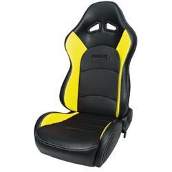 Procar 80-1616-55L Evolution Seat, Driver, Vinyl