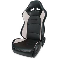 Procar 80-1616-57L Evolution Seat, Driver, Vinyl